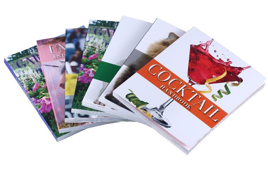 soft cover book printing services