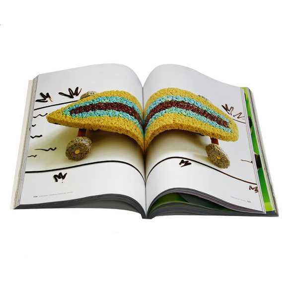 cookbook printing services