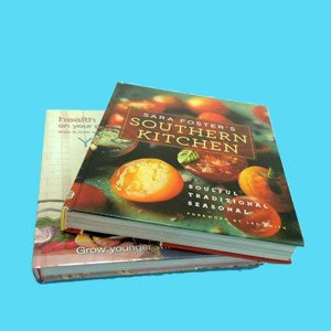 Cookbook Printing | Hardcover cookbook