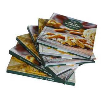 Print healthy cookbooks