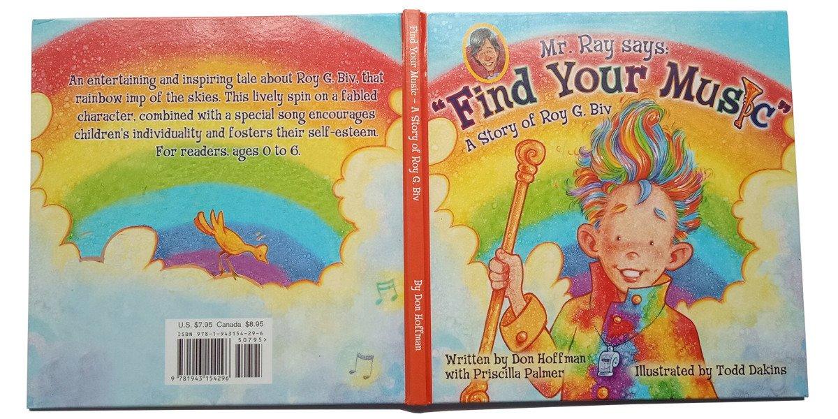 hardcover children book